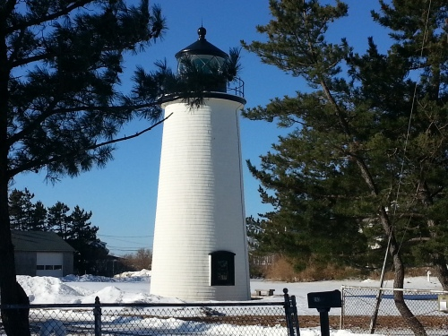 newburyport harbor light